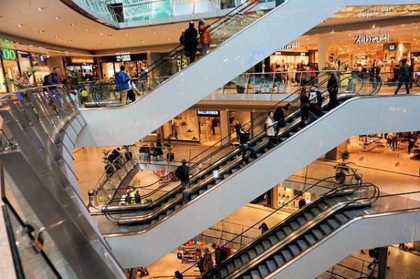 土地活用でショッピングセンター