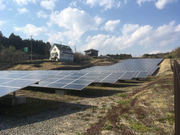 土地活用なら太陽光発電